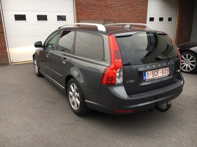 AK Cars - Volvo V50 Break
